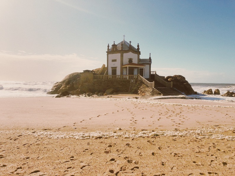 CAPELA DO SR DA PEDRA, PORTO - PORTUGAL - #FLIGHTSANDFEELINGS