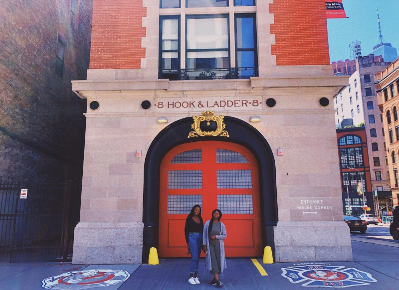 #FLIGHTSANDFEELINGS NYC TV & MOVIES ON LOCATION TOUR